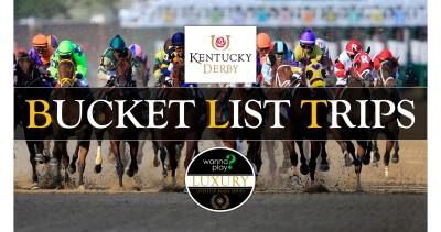 BUCKET LIST TRIPS - The Kentucky Derby